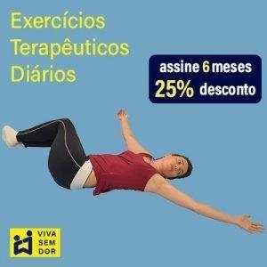 Exercícios Terapêuticos Diários 6 meses