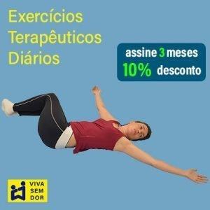 Exercícios Terapêuticos Diários 3 meses