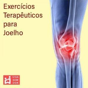 Exercícios terapêuticos para Joelho