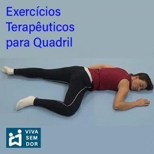 Exercícios terapêuticos para Quadril