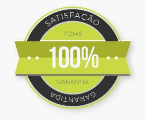 selo de garantia de satisfação