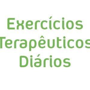 Exercícios Terapêuticos Diários