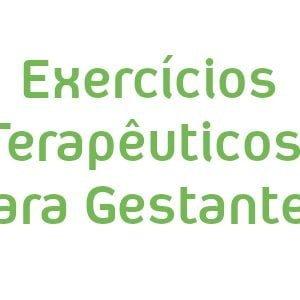 Exercícios Terapêuticos para Gestantes